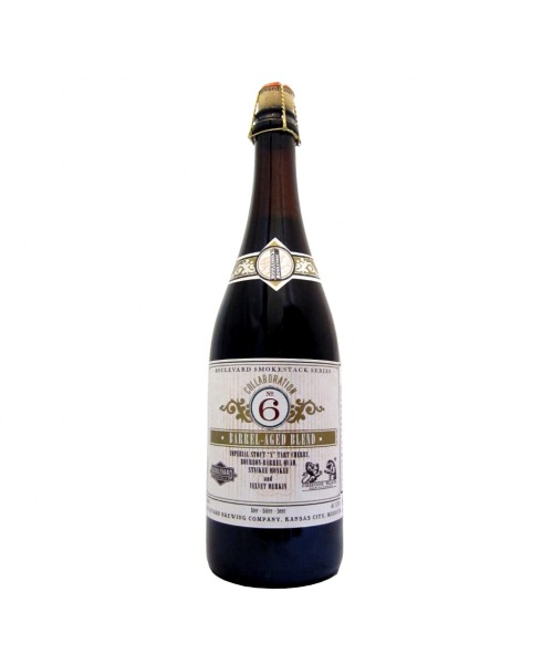 Boulevard Collaboration No. 6 Barrel-Aged Blend