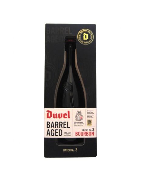 Duvel Barrel Aged Batch No 3 Bourbon