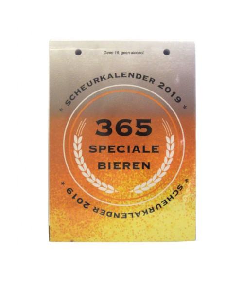 Bier scheurkalender 2019