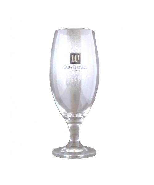 Witte Trappist Glas 50cl