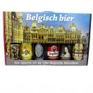 Pakket met selectie Belgische Bieren