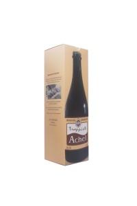 Achel Bruin Extra 0,75 9,5%Vol.in Geschenkverpakking