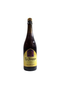 La Trappe Quadrupel  75cl 10%Vol.